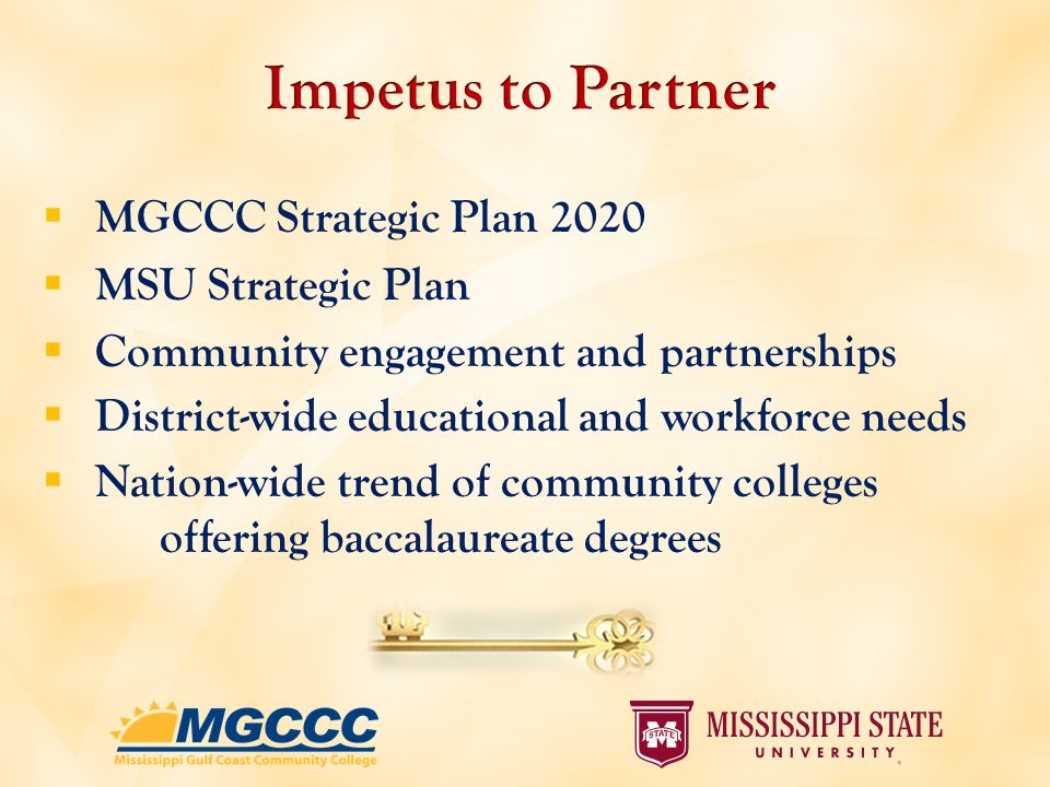 Maintaining The Community College Mission Partnerships With