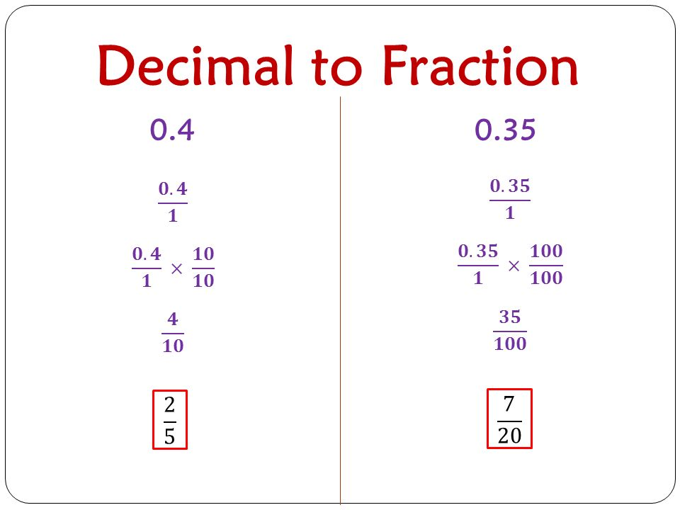 5 Decimal