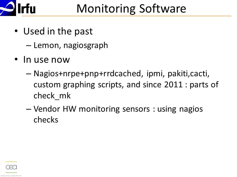 Monitoring at GRIF Frédéric SCHAER cea fr Hepix Workshop