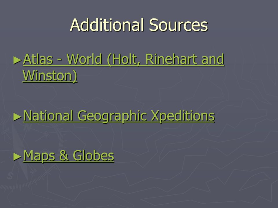 Map elements write on in this activity you will learn about the 22 additional sources atlas world gumiabroncs Choice Image