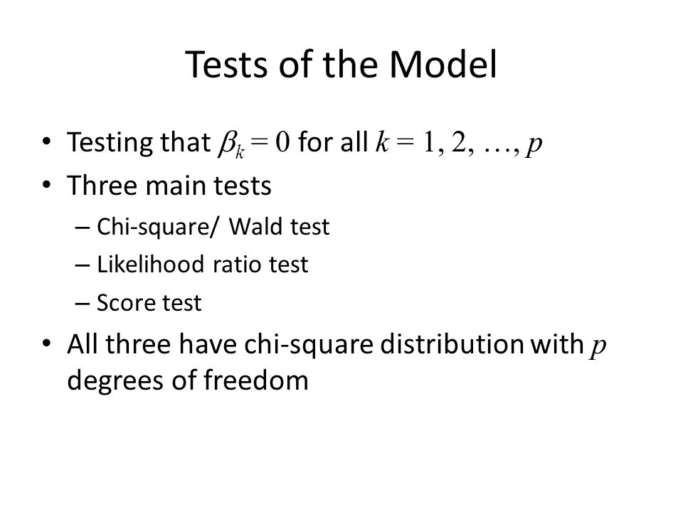 Lecture 13: Cox PHM Part II Basic Cox Model Parameter Estimation