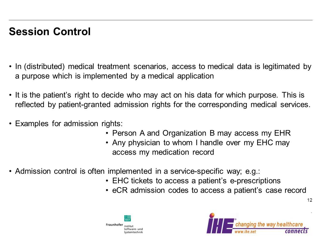 scenarios reflecting patients rights