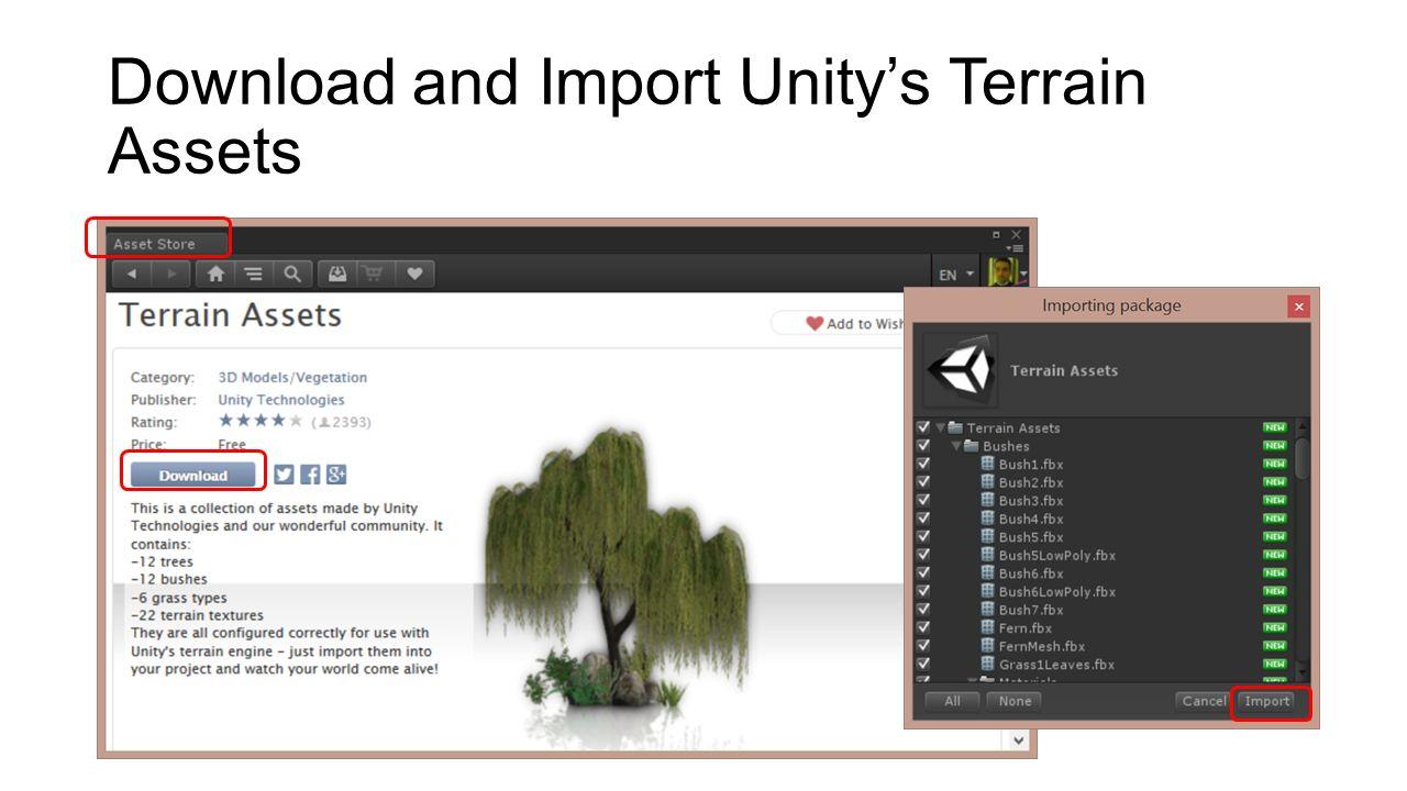 Unity 5 Visual Studio Code * Asset Store * FPS * Terrain  - ppt download