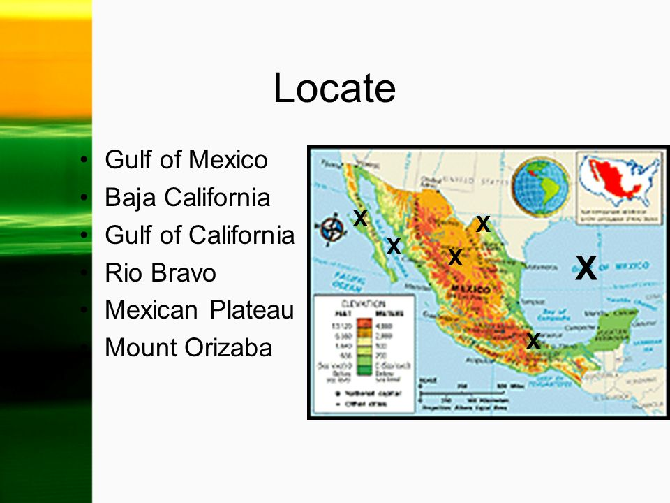 Chapter 13 Mexico 6 th Grade Social Studies. Section 1:Physical ...
