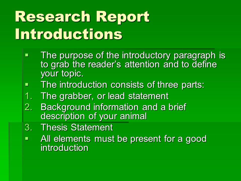 define introduction paragraph
