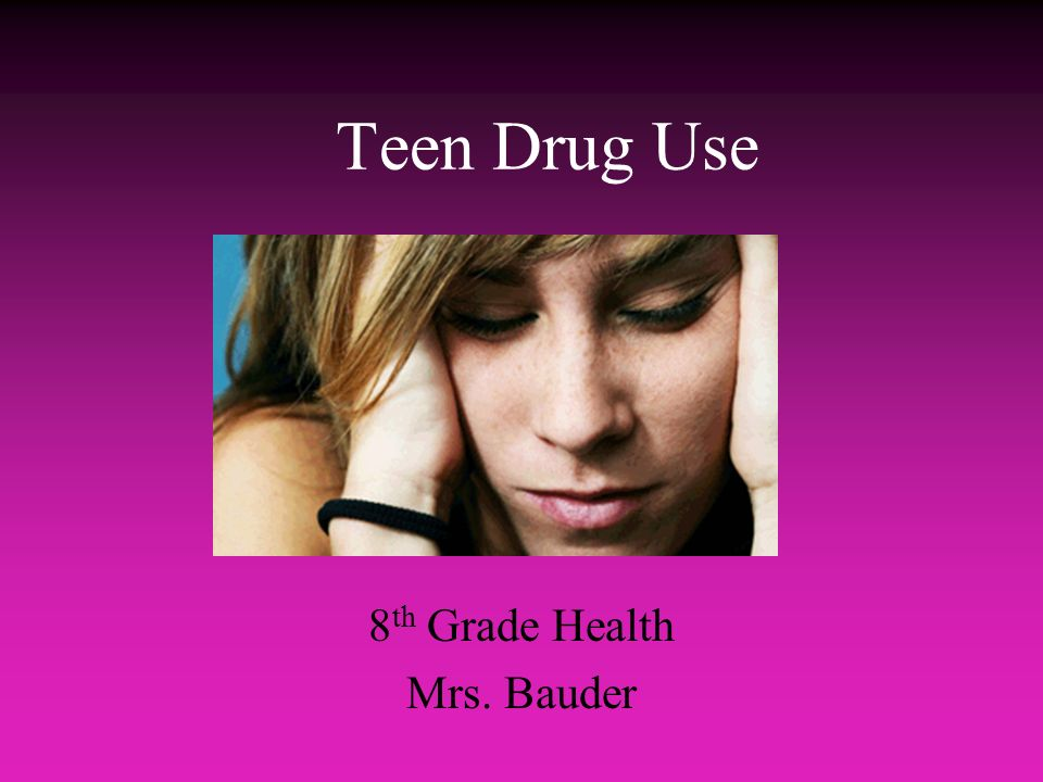 Of american teen in