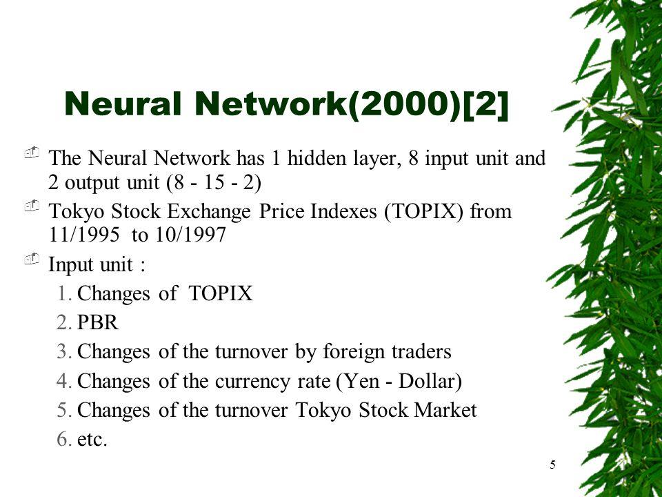1 Prediction Method For Stock Market Student Dah Sheng Lee Professor Hahn Ming Lee Date 30 January Ppt Download