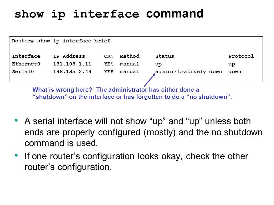 Configuring a Router  Router user interface The Cisco IOS software