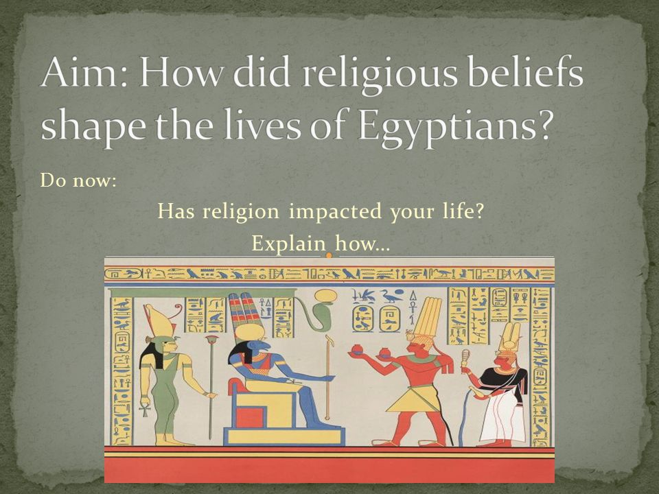 how has religion impacted history