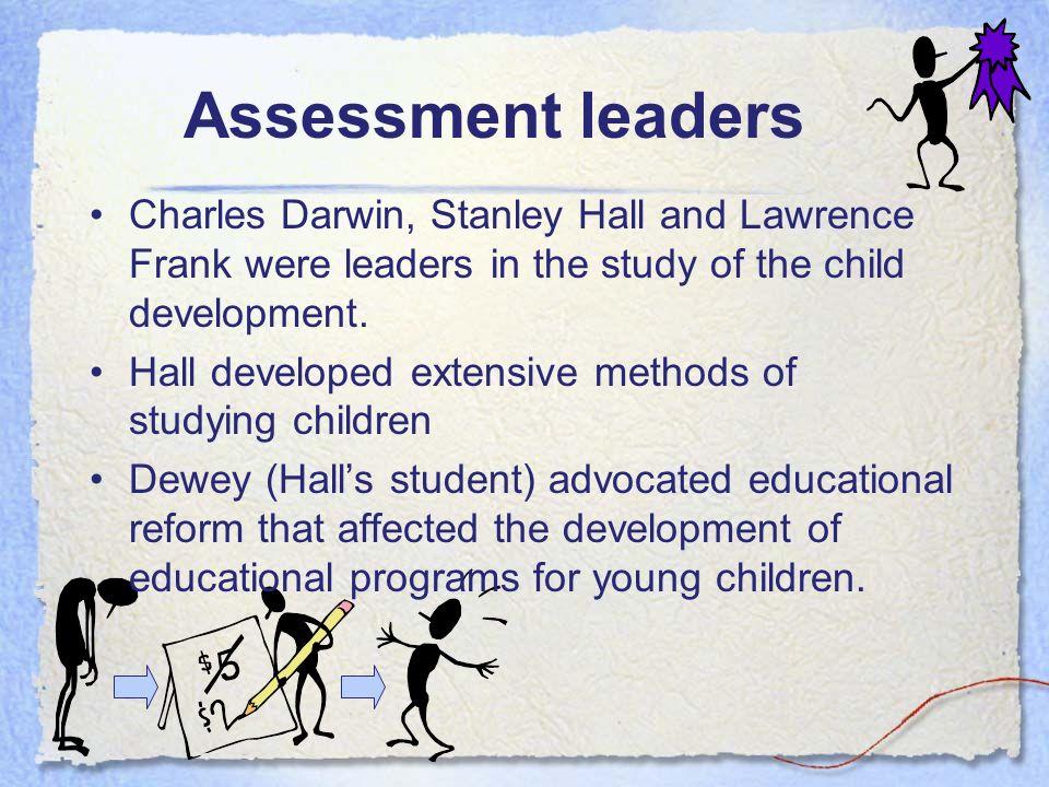 methods of studying child development
