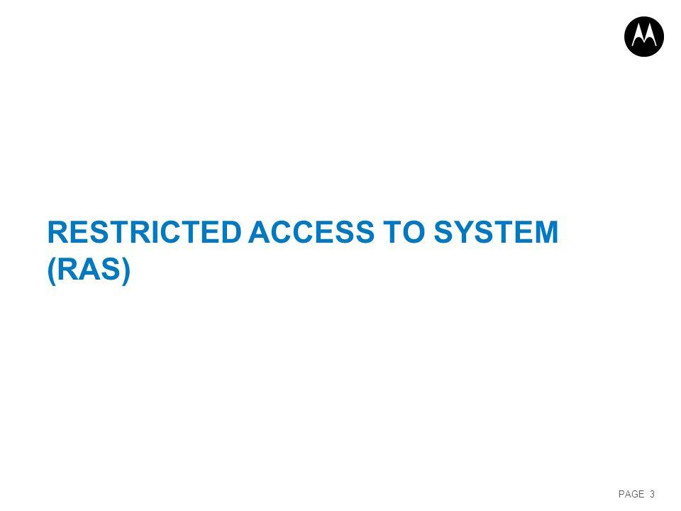 Module Name 1 Motorola Public Document Classification