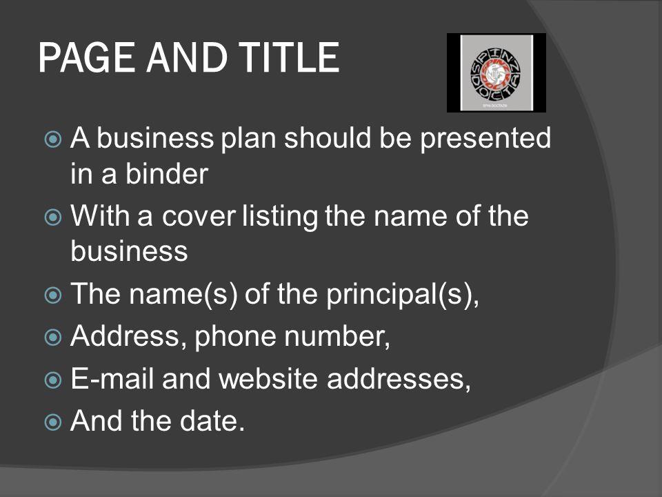 what s business plan definition a written document describing
