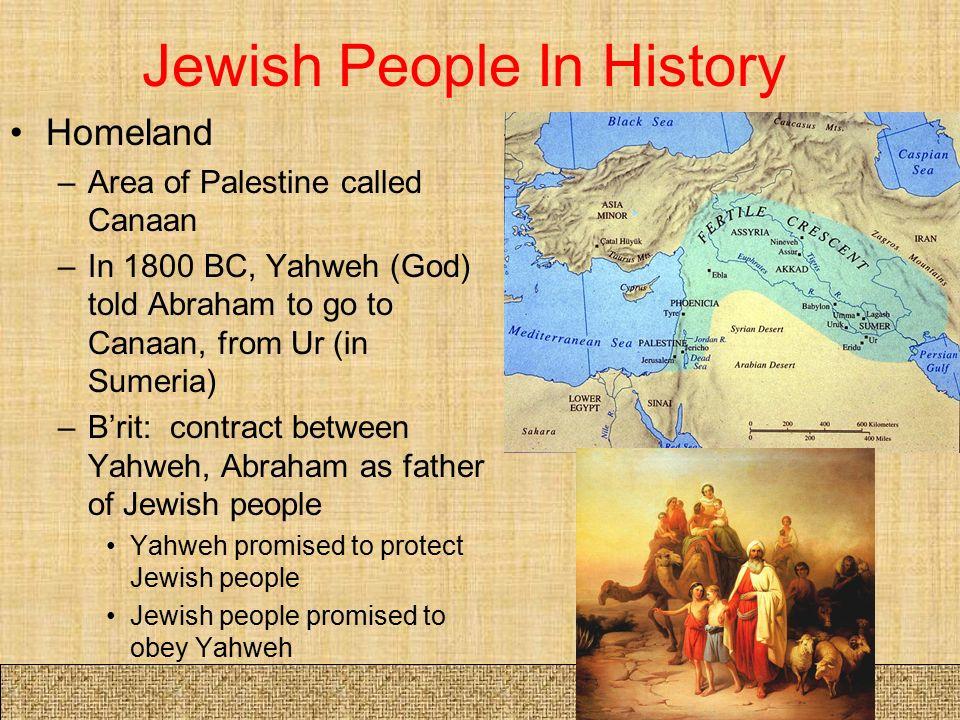 Origins of Judaism Comunicación y Gerencia  Jewish People In History
