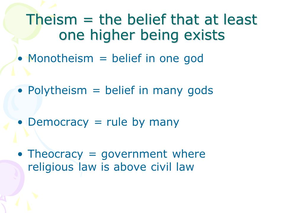Religion Overview Definition Of Religion Set Of Beliefs Concerning