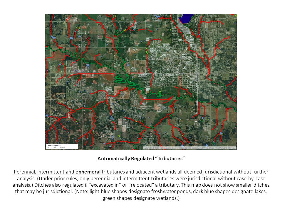 """Waters of the U.S."""" in Oklahoma Farmland Maps by Geosyntec ..."""