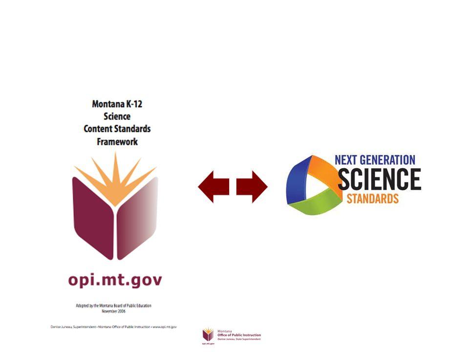 Chris Dewald Science Instructional Coordinator Montana Office Of