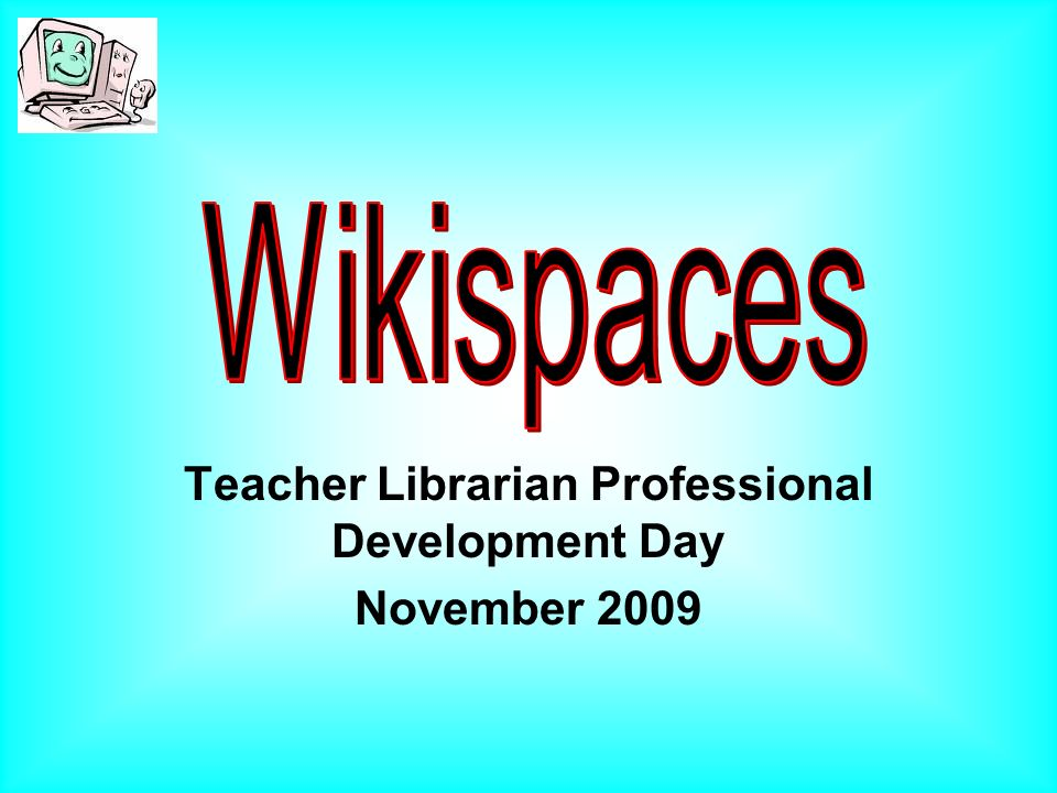 Teacher Librarian Professional Development Day November ppt download