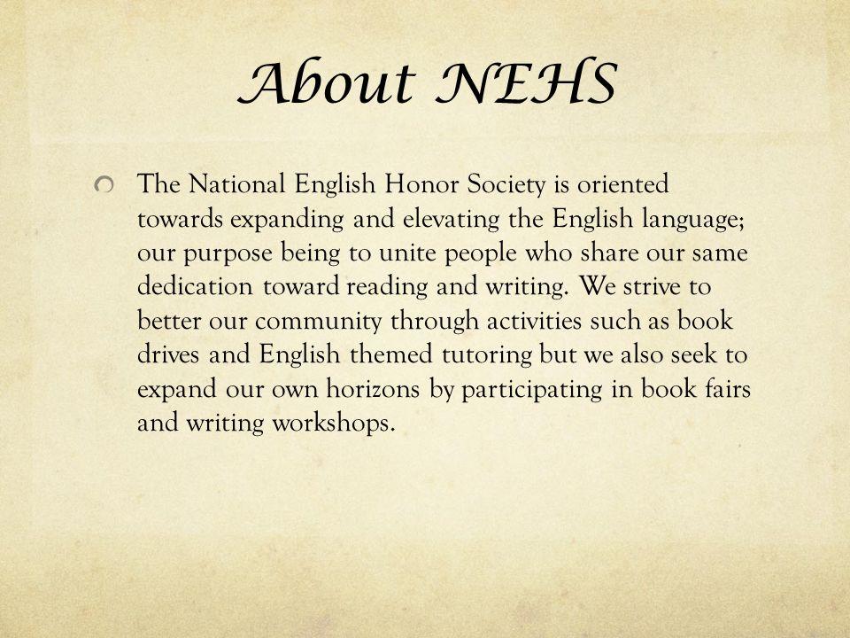 english language society activities