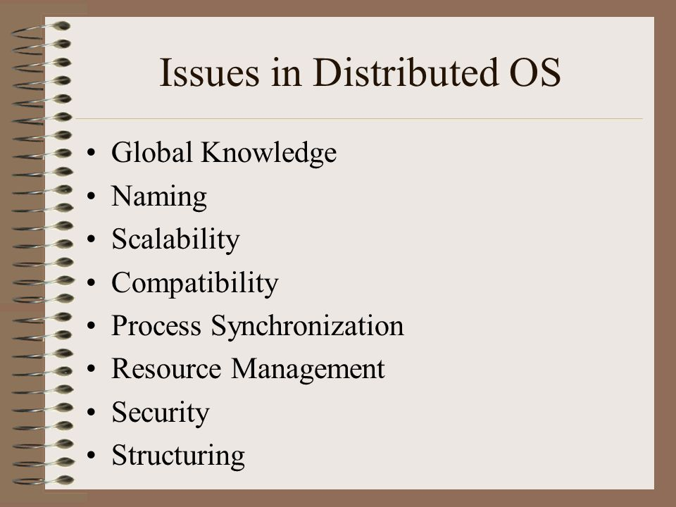 Lecture 4 Sun 23 4 1435 Distributed Operating Systems Lecturer Kawther Abas Cs 492 Distributed System Parallel Processing Ppt Download