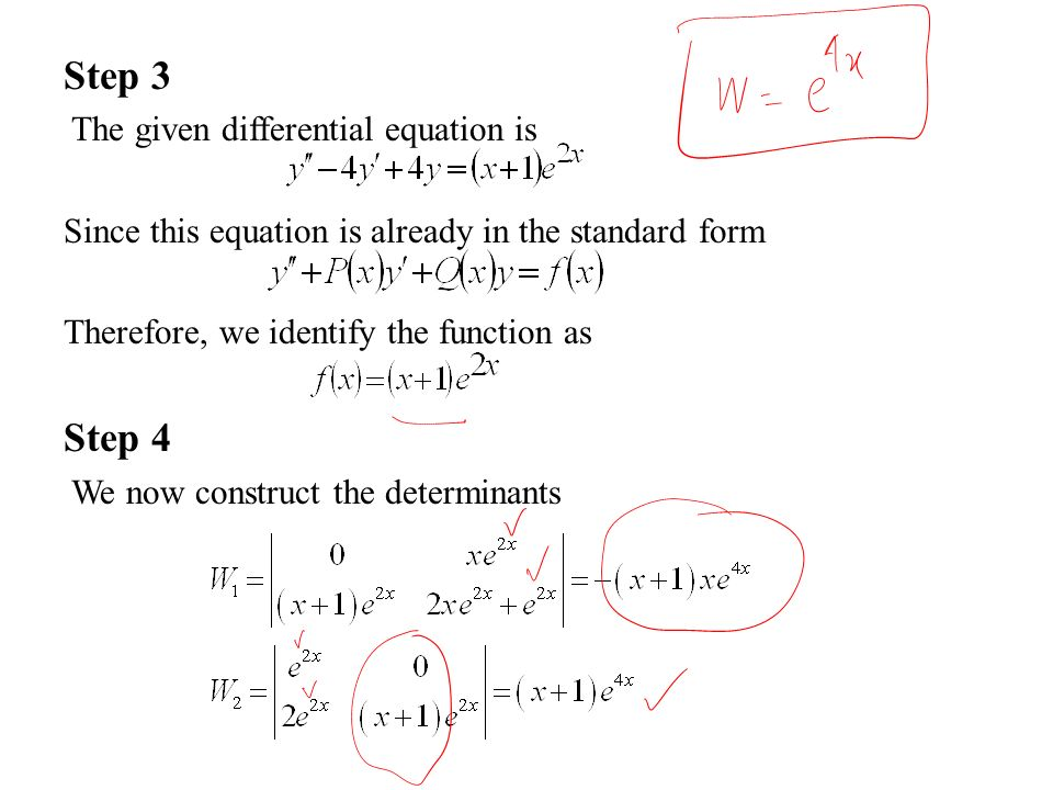 Differential Equations Mth 242 Lecture 13 Dr Manshoor Ahmed