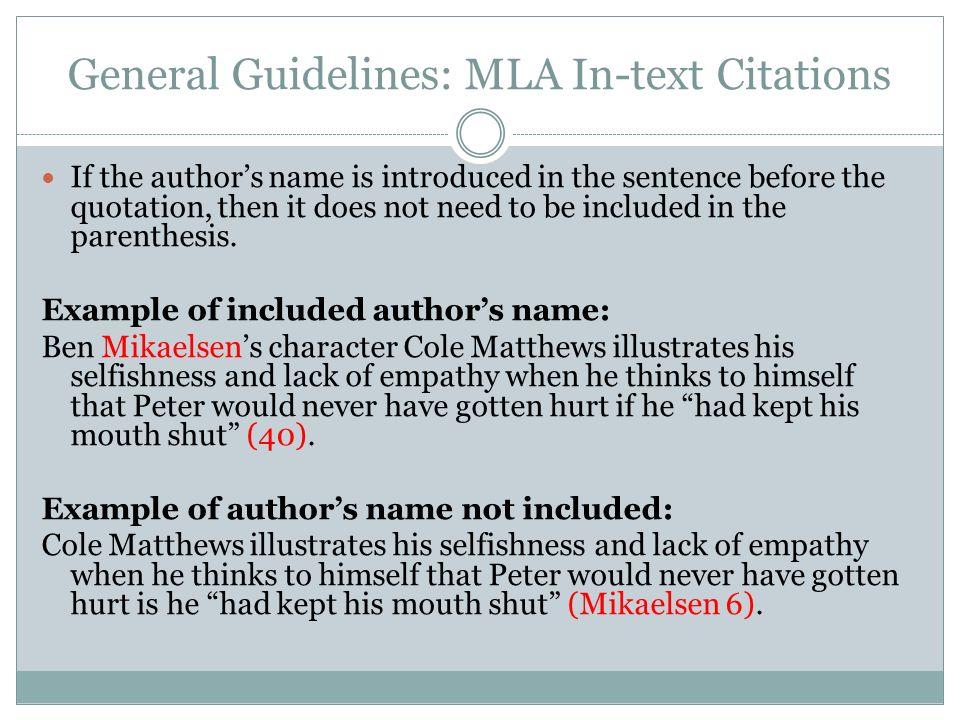 textual evidence example sentence