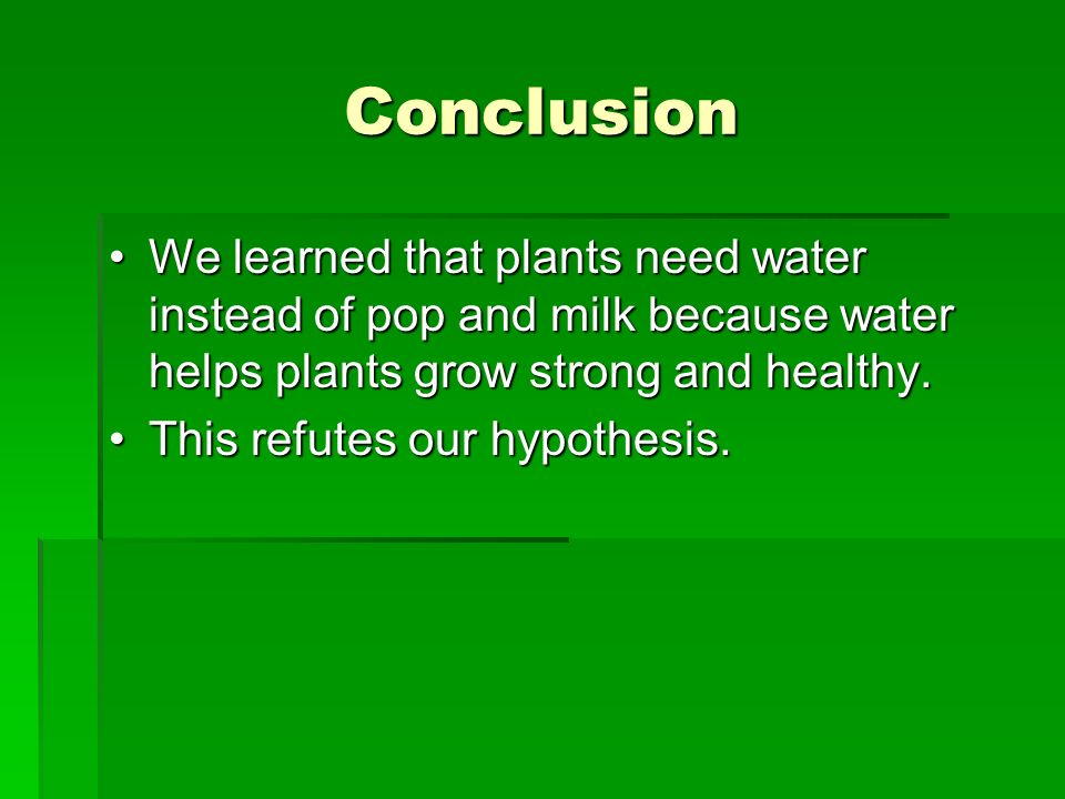 can milk help plants grow