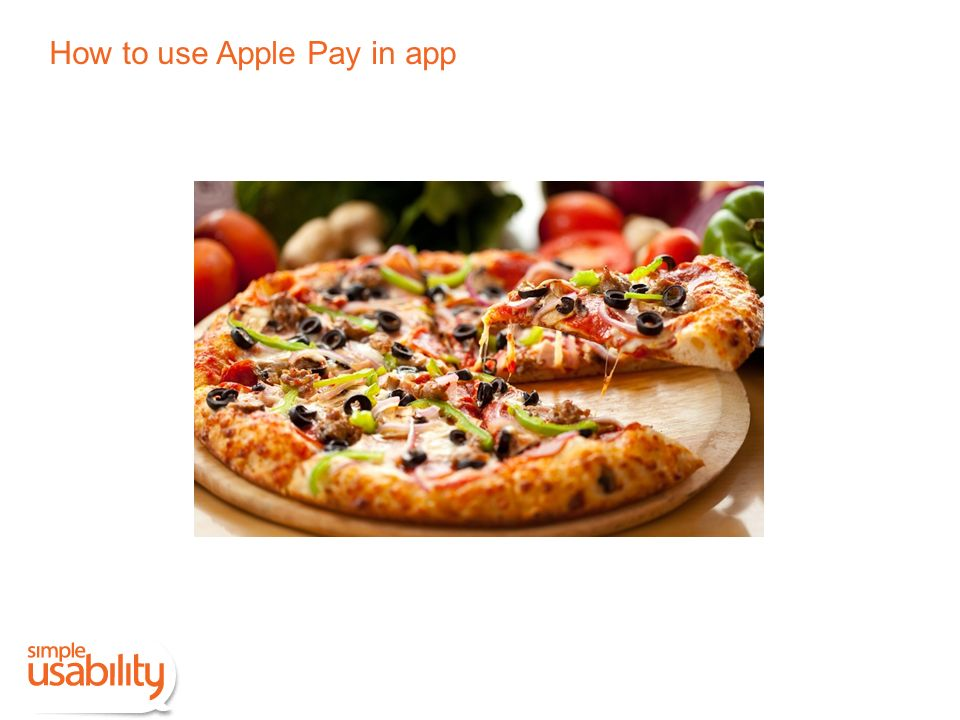 Apple Pay Breakfast briefing 6 October Apple Pay now accepted In