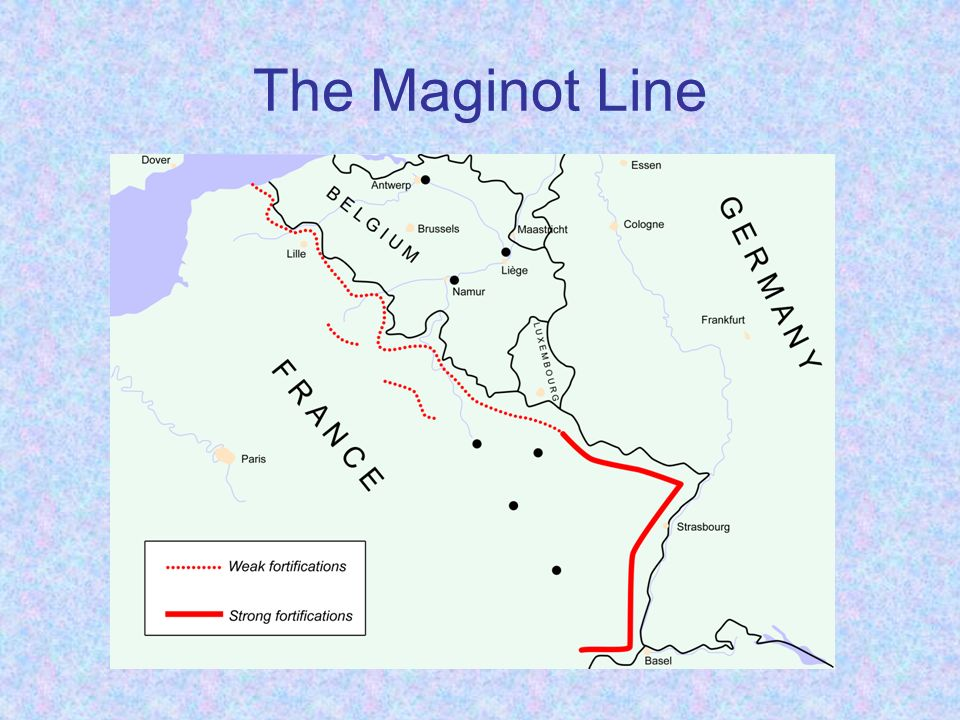 The Maginot Line. What was the Maginot Line? Named after ... on stalingrad map, alpine line, soviet deep battle map, battle of leyte gulf map, germany map, siegfried line, battle of the somme map, siegfried line map, french indochina map, metaxas line, the rose line map, alpine wall, panzer map, sudetenland map, ouvrage schoenenbourg, czechoslovak border fortifications, 100th meridian map, treaty of tordesillas line of demarcation map, mannerheim line map, normandy map, ardennes map, dunkirk map, tokyo jr yamanote line map, battle of dien bien phu map, manchuria map, first battle of the marne map, atlantic wall,