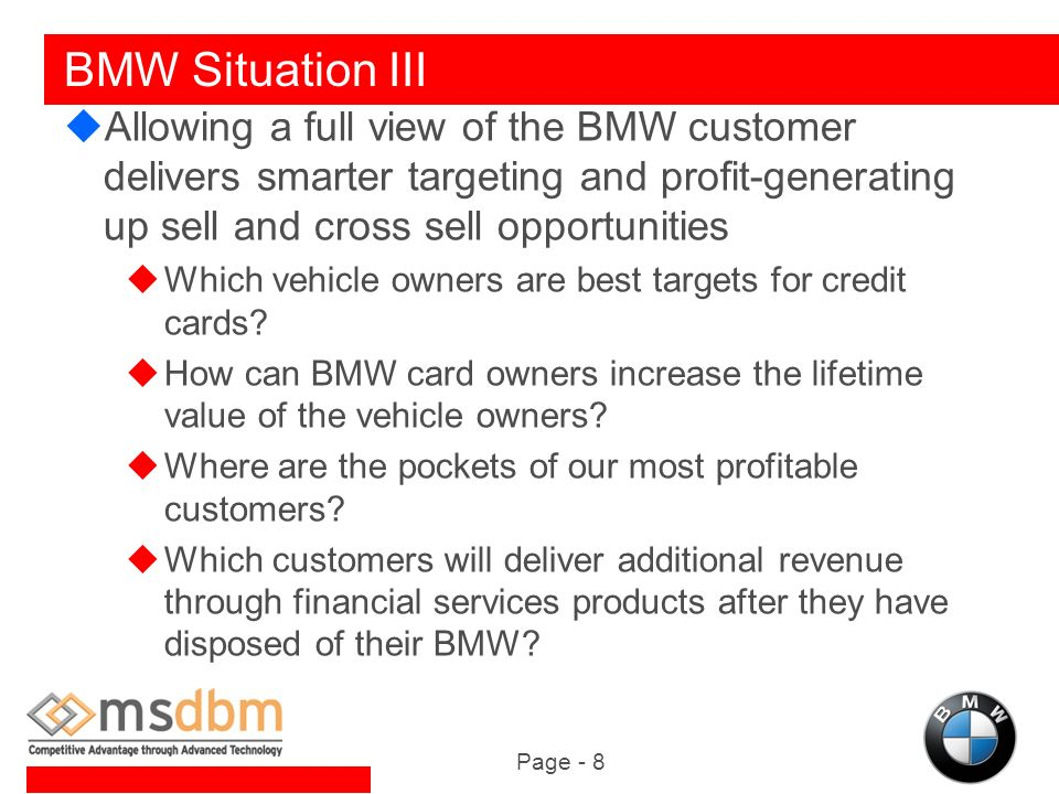 bmw automobiles case study pest analysis Pest analysis of toyota introduction: toyota motor corporation is a famous japanese multinational corporation, and is considered the world's second largest automaker of automobiles, trucks, buses, robots, and providing financial services.