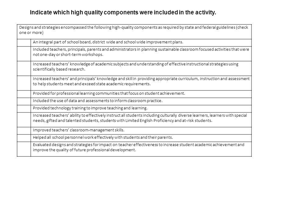 Hastings Public Schools PLC Staff Development Planning & Reporting