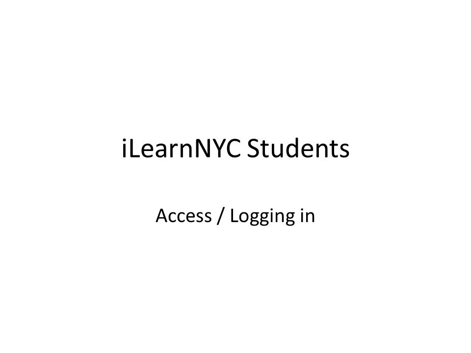 ilearnnyc answers sheet