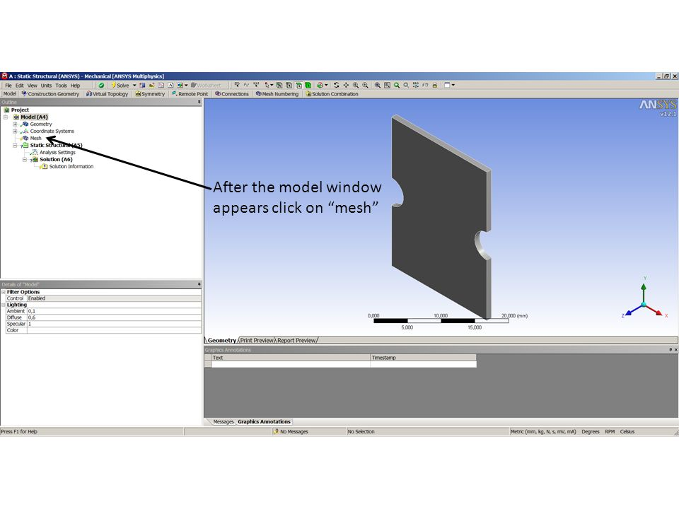 In these tutorials the use adaptive mesh refinement will be