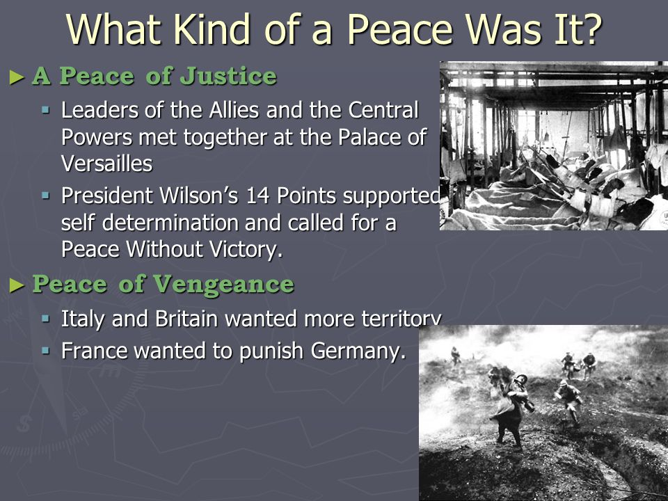Who Really Wrote the Peace.