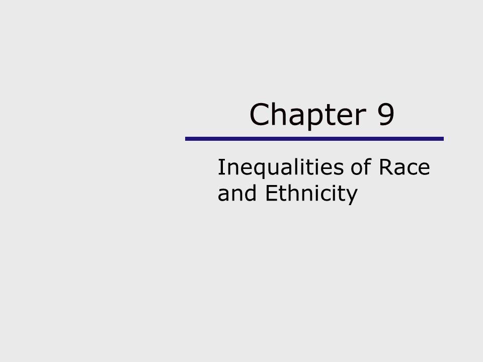 sociology chapter 9 quizlet gender