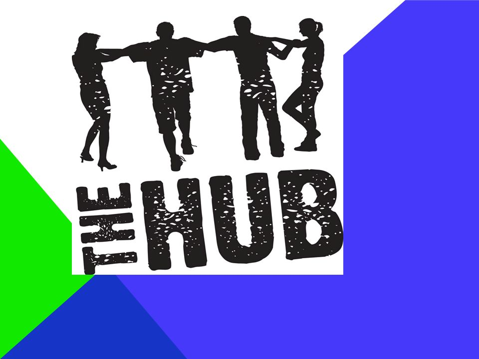 The Hub is a teen community social center located in the heart of