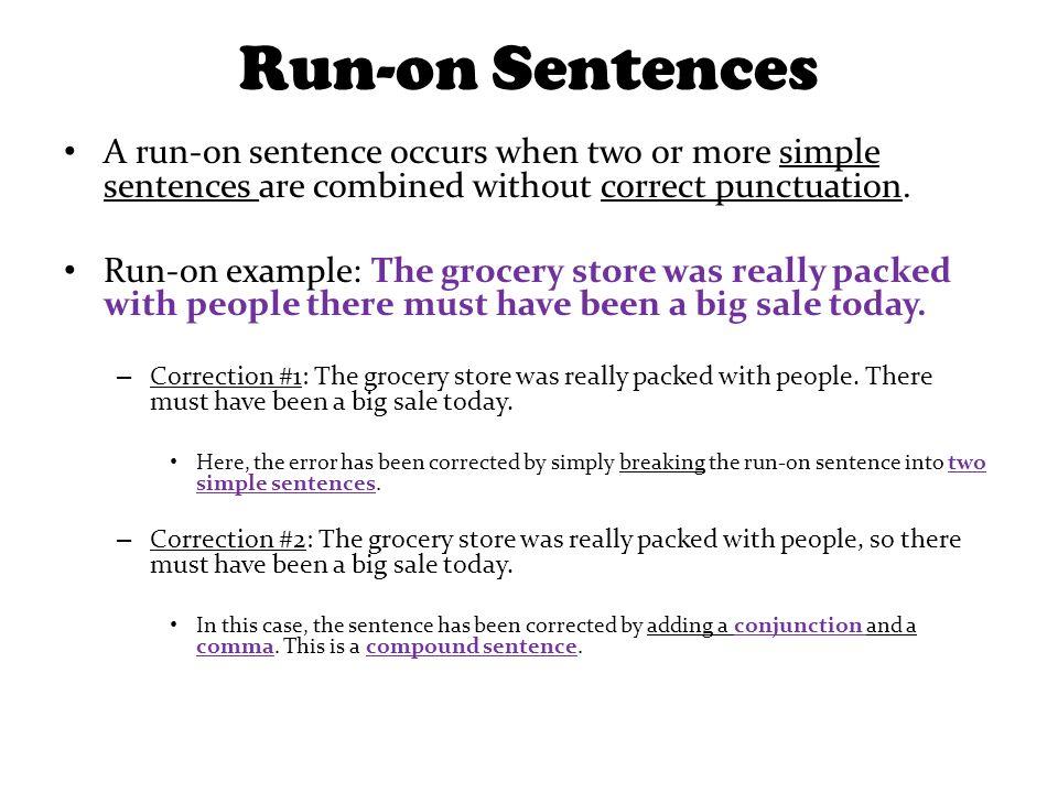 Grammar Unit 2 Sentences Todays Lesson Common Sentence Errors