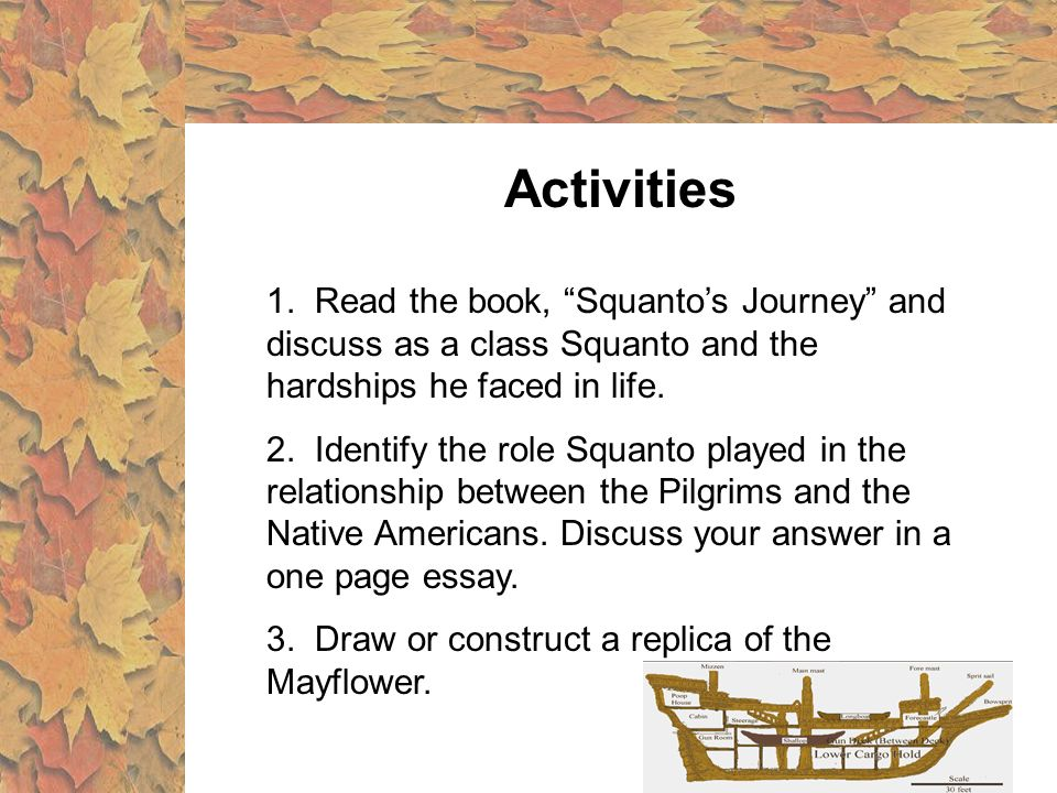 Ohio Social Studies Strands for a 5th grade lesson: Coming to