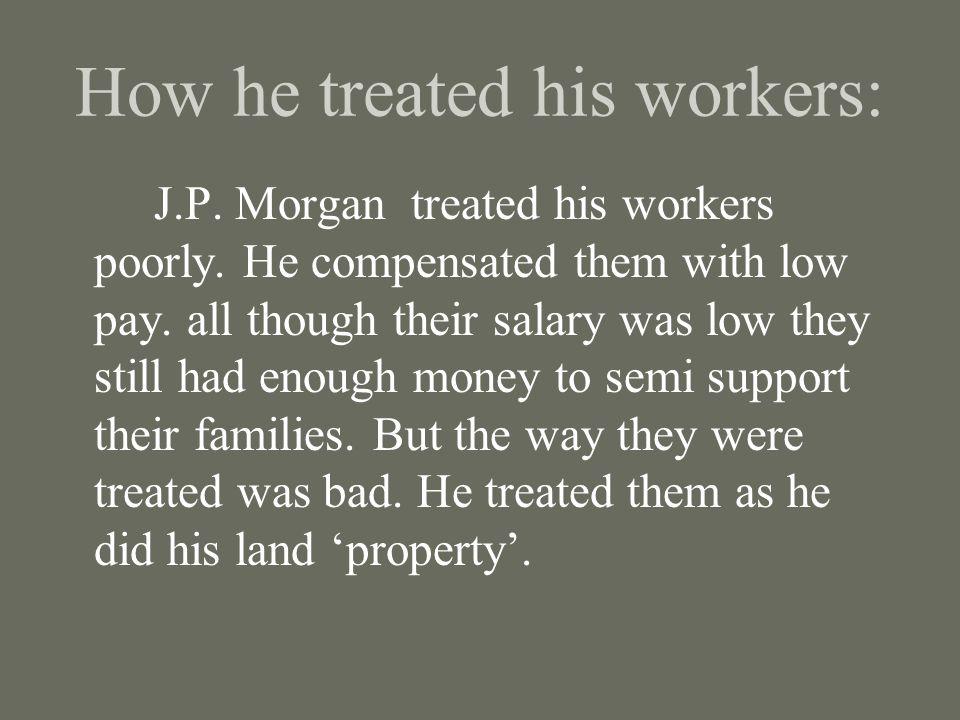 Industrial Leader John Piermont ( J P  ) Morgan  Who he was