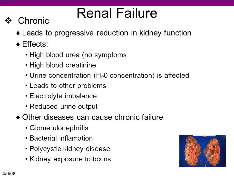 4 9 08 Renal Failure Chronic