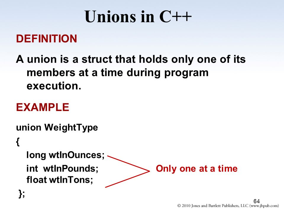C union and enumerated data types | wideskills.