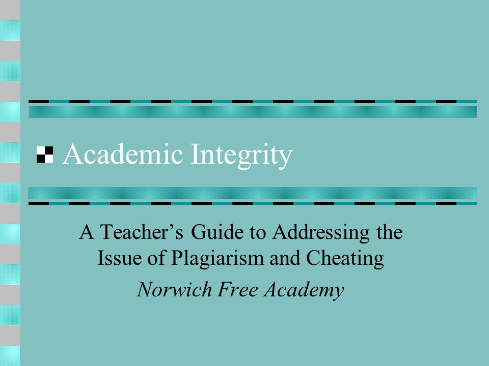 """essay about academic integrity Free essay: introduction on a research paper, how much information can you """"borrow"""" with or without citing the original author how do you cite the resources."""
