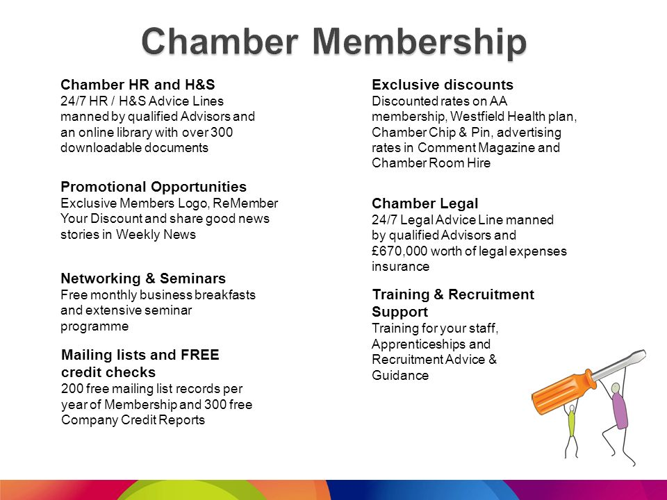St Helens Chamber Membership & Support  Chamber HR and H&S