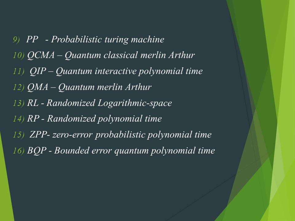 PROBABILISTIC COMPUTATION By Remanth Dabbati  INDEX