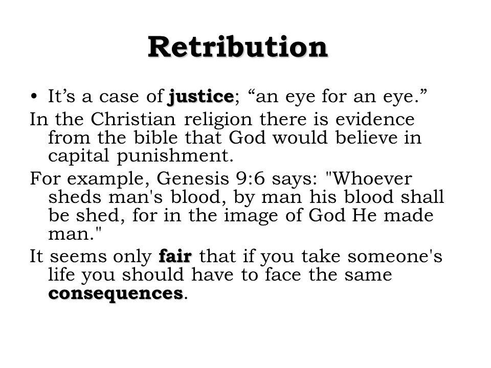 eye for an eye examples