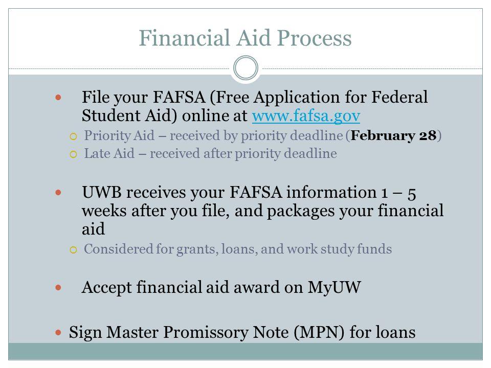 University Of Washington Scholarships >> University Of Washington Bothell Office Of Financial Aid