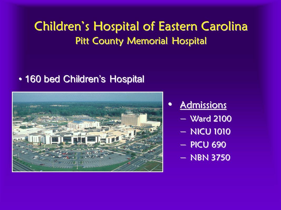 Pediatrics Residency Program Brody School of Medicine at