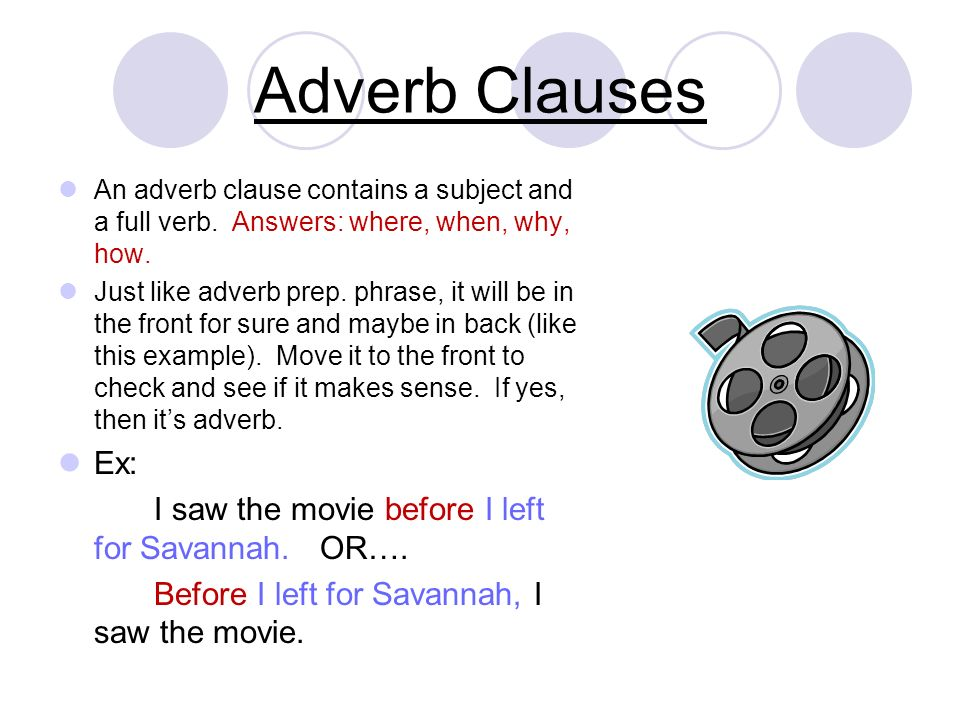 Adjective And Adverb Clauses Exles S Exle Cover Letter. Adjective Adverb Clauses Clause Just Like An Adj Prep. Worksheet. Adjective And Adverb Clauses Worksheets At Clickcart.co