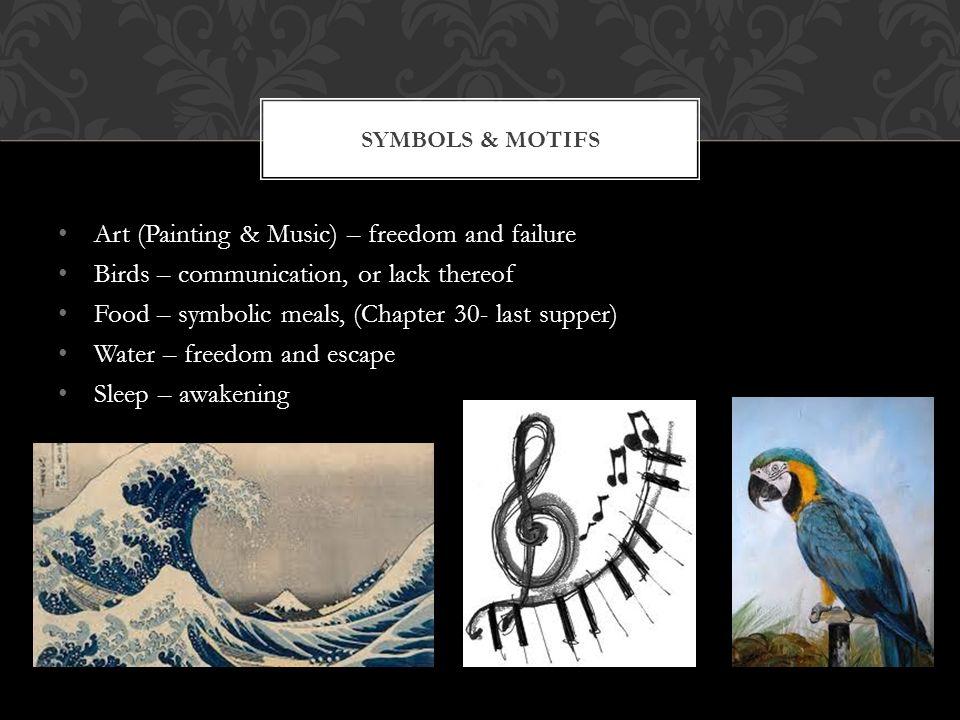 motifs in the awakening