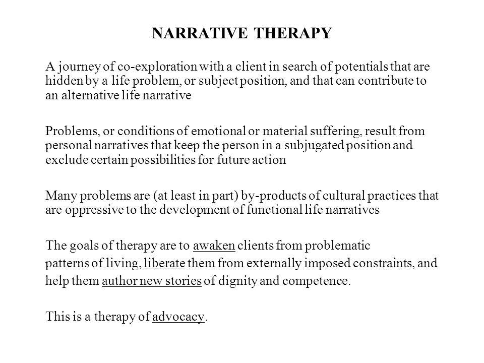 narrative problems