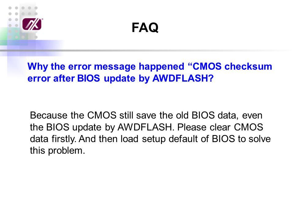 BIOS Training Eric Chiu AE Dept What is BIOS ? Pronounced